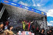 Brands Hatch: Anthony Kumpen nieuwe leider in kampioenschap