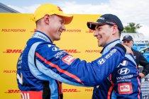 Slovakia Ring: Hyundai domineert, Catsburg en Michelisz op eerste rij voor race 1