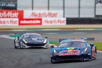 Assen: Liam Lawson (Ferrari) rijdt naar pole