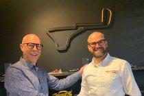 Johan Aerts nieuwe safety- en sound manager bij Circuit Zolder