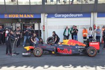 Max Verstappen andermaal present tijdens Jumbo Racedagen/WTCR-weekend in Zandvoort