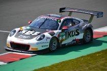 Oschersleben: Race 1: Porsche 1-2