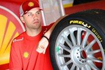 Laurens Vanthoor naar openingsmanche van Braziliaans stock-car