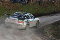 Rally van Ieper: Patrick Snijers neemt het op tegen Dumas, Delecour en Duez