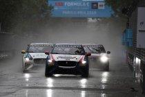 Jaguar I-Pace eTrophy: Bryan Sellers heer en meester tijdens ingekorte race in Parijs