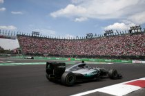 Mexico: Hamilton wint en evenaart record Alain Prost