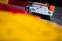 24H Spa: GPX Racing Porsche #12 topt eerste testdag