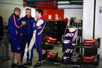 Ralph Boschung keert terug naar de Formule 2