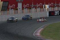 Een blik de op deelnemerslijst van de eerste virtuele Belcar-race