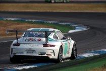 Glenn Van Parijs op rand van stunt bij Porsche Supercup-debuut