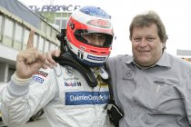 Wittmann en Paffett keren terug naar DTM