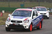 Duivelsberg schiet Belgisch rallycross seizoen op gang