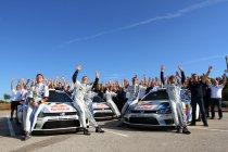 Rally van Spanje: Winst voor Ogier - Volkswagen pakt titel bij constructeurs