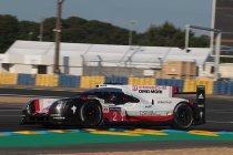 Newsflash: Porsche #2 verliest dik uur na defecte elektromotor