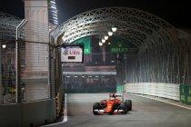 Singapore: Zege voor Vettel - Hamilton valt uit