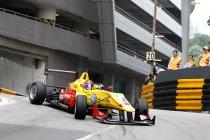 Macau F3 : Tom Blomqvist voorlopig op pole