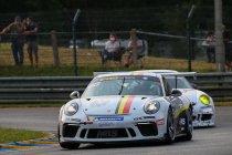 Podiums voor Belgen in Porsche-race op Le Mans