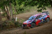 WRC: Hyundai neemt heft in handen