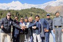 Extreme E gaat naar het Himalaya-gebergte
