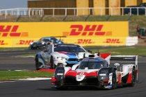Silverstone: Toyota nog ietsje sneller in FP2 - Martin P2