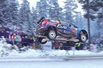 Rally Zweden: Eyvind Brynildsen zet record op Colin's Crest