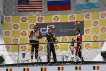 GP3: Spa: Daniil Kvyat wint incidentvolle eerste race