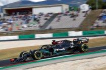 Portugal: Hamilton verbreekt record met 92ste overwinning