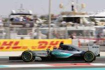 Abu Dhabi: Hamilton bovenaan in eerste vrije training
