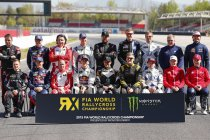 RallycrossRX stelt vaste WK teams voor