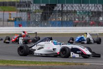 Silverstone: Geen geluk voor Max Defourny