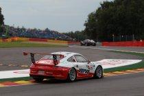 Porsche Supercup: Spa: Giermaziak op pole, Derdaele voor teamgenoot Habets