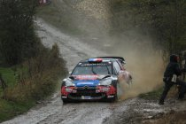 Condroz Rally: Familie Loeb blijft domineren