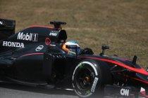 België: McLaren bestraft