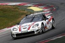 Hockenheim: Verdonck/Ide aan de start van de finale races