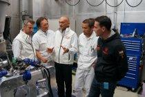 Suzuka: Honda-rijders bezoeken het Honda R&D Centre in Tochigi