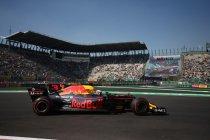 Mexico: Ricciardo klopt Mercedes in tweede vrije training