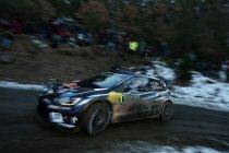 Rallye Monte Carlo: Sébastien Ogier herstelt orde halfweg tweede dag