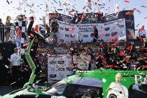 Laguna Seca: tweede overwinning voor Nissan - Vanthoor net tekort voor overwinning in GTLM