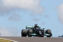 Portugal: Lewis Hamilton snelste in vrije training twee