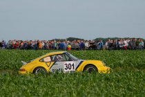 Rally van Ieper National Historic: Glenn Janssens van start tot finish