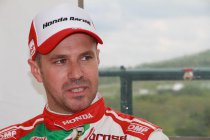 Tiago Monteiro geeft forfait voor China-race, Gabriele Tarquini stand-in