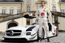 Heinz-Harald Frentzen keert terug naar ADAC GT met HTP Mercedes