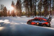 WRC: Neuville sluipt dichter met snelste tijd