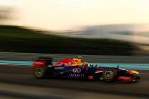 Abu Dhabi: Mark Webber op pole