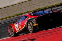 SRO GT Sport Club Barcelona: Stefano Pezzuchi zet Porsche 997 GT3 R op pole