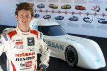 Lucas Ordóñez eerste naam op Nissan ZEOD RC