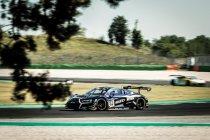 Twee op drie voor Vanthoor en Weerts (WRT Audi)