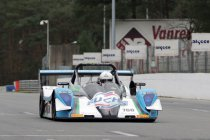 Circuit Zolder, donderdag 19 november 2015 – Internationale testdag