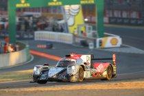 Na 22H: Porsche #2 beent leidende... LMP2 bij voor de zege