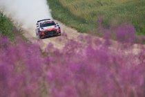WRC: Rovanperä op zucht van eerste winst, Neuville op podiumkoers